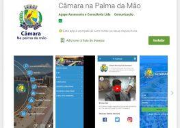Aplicativo facilita acesso às informações sobre a Câmara de Guarapari