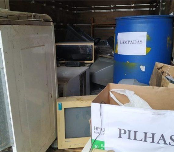 Alfredo Chaves fará 2ª edição do recolhimento de lixo eletrônico