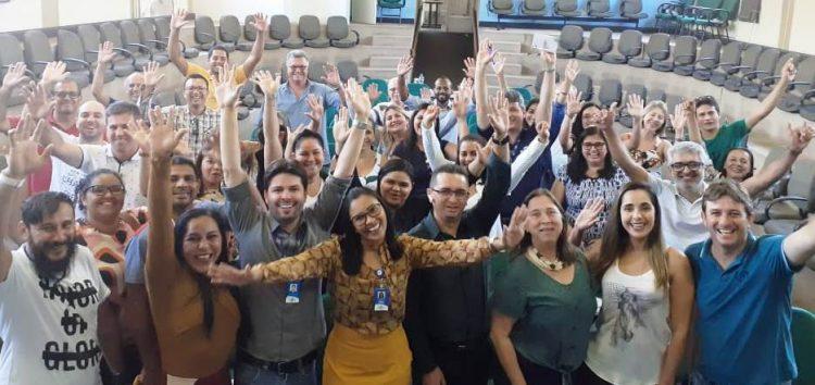Ações e projetos do Anchieta Criativa e Empreendedora são apresentadas a representantes de Roraima