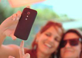 Ponto selfie nos estabelecimentos para colocar Guarapari nas redes