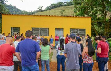 Alfredo Chaves: Região de Batatal ganha Unidade de Saúde
