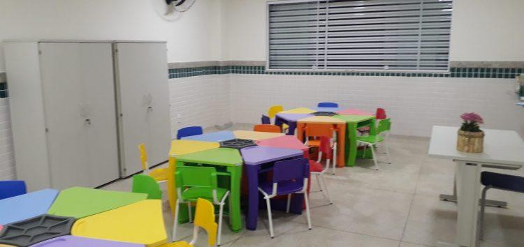 Mais de 300 crianças serão atendidas por creche inaugurada em Guarapari