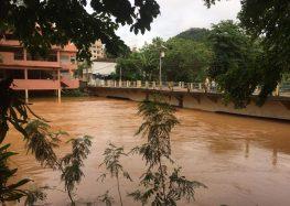 Chuva: Alfredo Chaves registra volume de 100 milímetros em 24 horas
