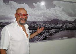 Paixão por Guarapari se tornou inspiração para escritor