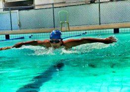 Nadador de Guarapari busca por mais medalhas nas Paralimpíadas Escolares 2019