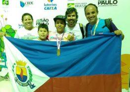 Paralimpíadas Escolares 2019: atleta de Guarapari conquista o ouro nos 100 metros Medley