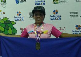 Nadador de Guarapari segue colecionando medalhas e finaliza participação nas Paralimpíadas Escolares com quatro ouros