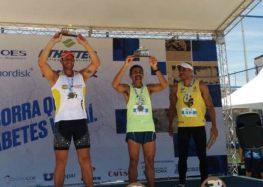 Guarapariense sobe ao pódio na Meia Maratona do Espírito Santo
