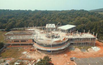 Relatório de Fiscalização identifica falhas para conclusão e funcionamento do hospital em Guarapari