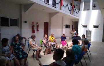 Grupo de amigos promove jantar beneficente em prol do Recanto dos Idosos em Guarapari