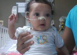 Vaquinha virtual: Mãe de Guarapari necessita de leite especial para a filha de 5 meses