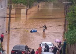 Chuva: Defesa Civil estima volume médio de 50 milímetros em Guarapari