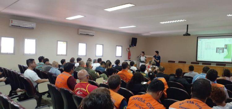 Medida preventiva contra o óleo: Guarapari recebe membros do Comitê de Preparação da Crise