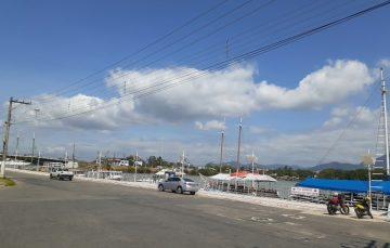 Guarapari tem possibilidade de chuva rápida nesta quarta-feira (06)