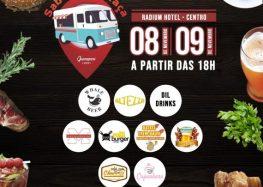 """""""Sabores na Praça"""" estaciona no Radium Hotel no próximo final de semana em Guarapari"""