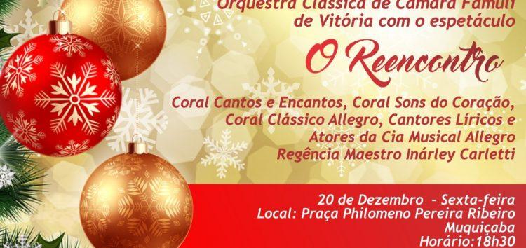Cantata de Natal promete encantar o público em Guarapari