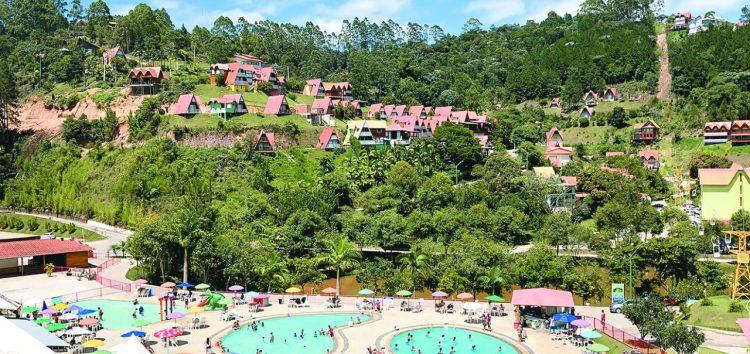 China Park reserva atrações para as festas de fim de ano em Domingos Martins