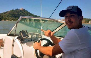 Mergulhador é encontrado sem vida em alto mar no município de Guarapari