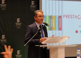 Guarapari: Ted Conti presta contas e anuncia emendas para o ES