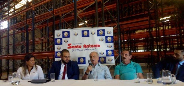 """""""Estamos começando do zero"""", afirma Jorge Zouain sobre a retomada da rede Santo Antônio em Guarapari"""