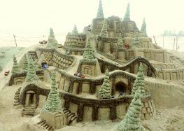 Guarapari pode ficar sem esculturas nas areias da Praia do Morro
