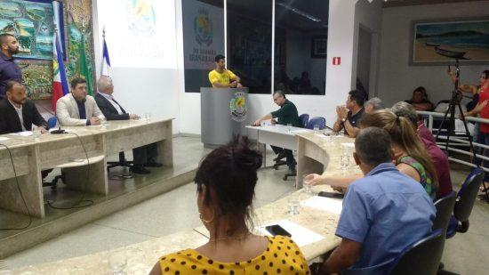 Câmara de Guarapari aprova abono para servidores do executivo e legislativo