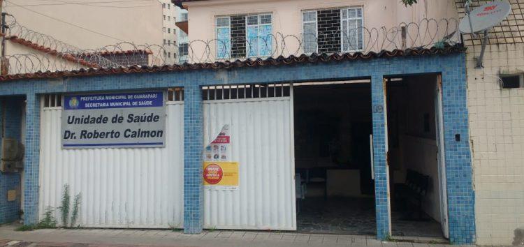 Guarapari: Sem previsão de obras, serviços da US Dr. Roberto Calmon seguem em locais provisórios