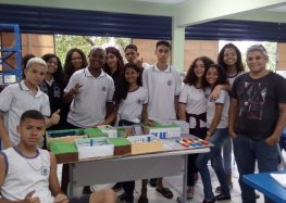 Guarapari: Produção de maquetes promove aprendizado de Matemática