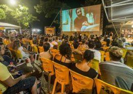 Mês de janeiro contará com festival de cinema itinerante em Guarapari