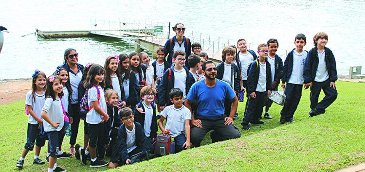 """Especial Educação: Escola """"Rui Barbosa"""" amplia proposta pedagógica com projetos além da sala de aula"""