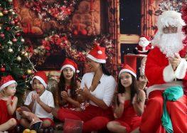 Em Destaque com Aline Layber especial de Natal