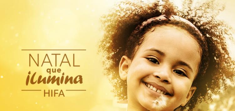 Doação: Moradores de Guarapari podem presentear crianças do Hifa