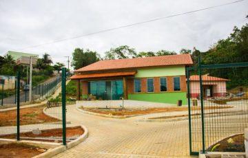 Obras do Parque RDS Papagaio em Anchieta estão avançadas