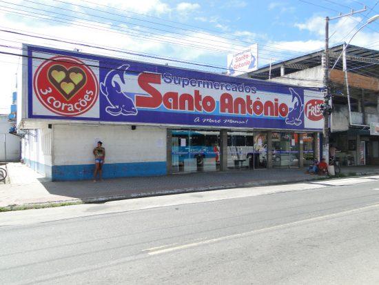 Santo Antônio fecha uma das lojas da rede em Guarapari