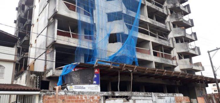 Outra empresa assume obra da nova sede da prefeitura de Guarapari com custo de R$ 2,5 milhões