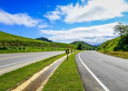 Ano começa com obras de duplicação da BR 101 entre Guarapari e Anchieta