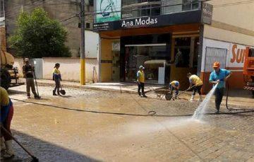 Alfredo Chaves tenta voltar à normalidade após enchente