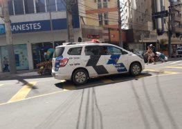 PM divulga balanço de março em Guarapari