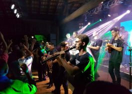 Radio Fanfarra: Grupo de músicos profissionais e alunos de projetos sociais se unem para fazer música em Iconha