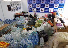 Polícia Militar de Guarapari encaminha doações para Alfredo Chaves e Iconha