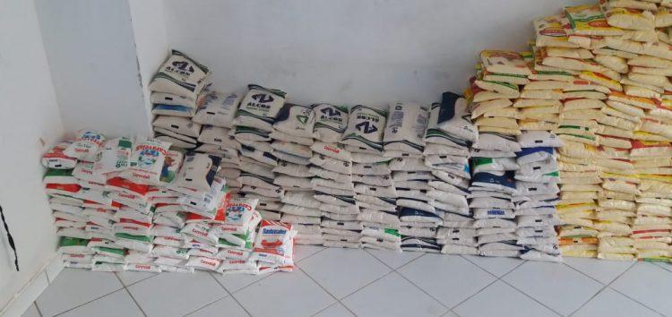Meia Entrada Solidária em shows garante doação de 10 toneladas de alimentos em Guarapari