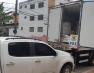 PRF localiza em Guarapari carga e veículo roubados no Rio