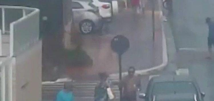 Polícia deve investigar caso de placa arrancada por casal em Guarapari