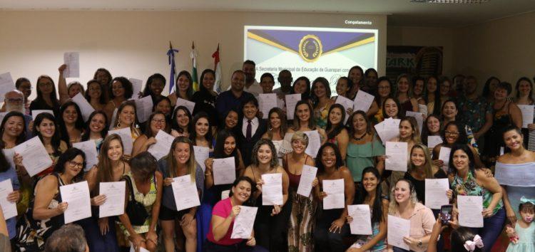 Volta às aulas: Guarapari inicia período letivo com mais 80 profissionais