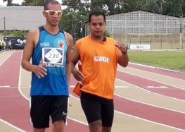 Anchieta garante medalhas em competição paralímpica
