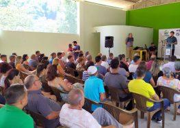 Comunidades do interior de Guarapari receberão pavimentação