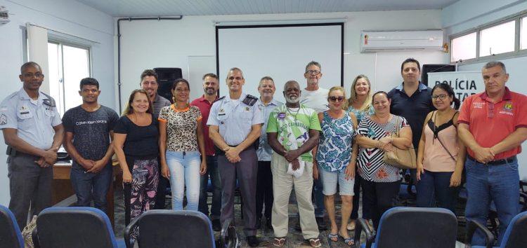 PM promove reunião para discutir medidas de segurança para o Carnaval em Guarapari