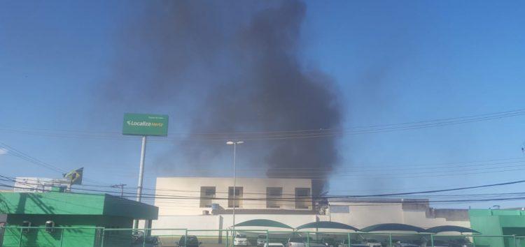 Atualização: Morre piloto de aeronave que caiu em Guarapari