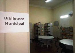Biblioteca Municipal de Alfredo Chaves funciona temporariamente em novo local
