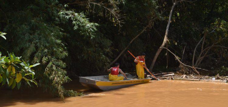 Alfredo Chaves: corpo com tornozeleira eletrônica é encontrado no Rio Benevente